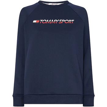 Odjeća Žene  Sportske majice Tommy Hilfiger S10S100358 Plava