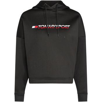 Odjeća Žene  Sportske majice Tommy Hilfiger S10S100360 Crno