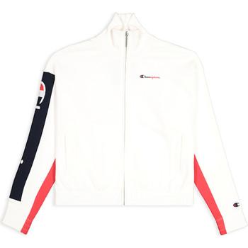 Odjeća Žene  Sportske majice Champion 112145 Bijela