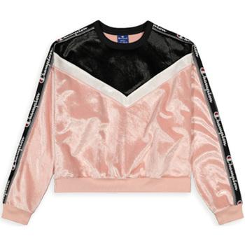 Odjeća Žene  Sportske majice Champion 112276 Ružičasta