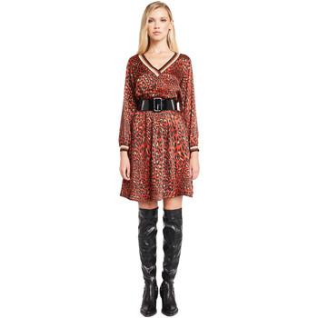 Odjeća Žene  Kratke haljine Denny Rose 921ND15008 Crvena