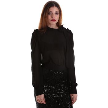 Odjeća Žene  Topovi i bluze Denny Rose 921ND45001 Crno