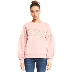 Odjeća Žene  Sportske majice Denny Rose 921ND64018 Ružičasta