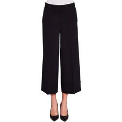 Odjeća Žene  Lagane hlače / Šalvare Gaudi 921FD25015 Crno