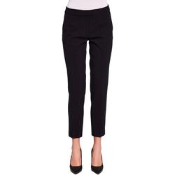 Odjeća Žene  Chino hlačei hlače mrkva kroja Gaudi 921FD25020 Crno