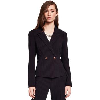 Odjeća Žene  Jakne i sakoi Gaudi 921FD35009 Crno