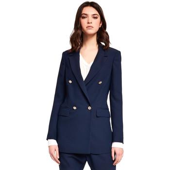 Odjeća Žene  Jakne i sakoi Gaudi 921FD35035 Plava