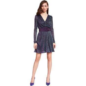 Odjeća Žene  Kratke haljine Gaudi 921FD14003 Plava