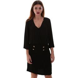 Odjeća Žene  Kratke haljine Gaudi 921FD15037 Crno