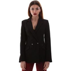 Odjeća Žene  Jakne i sakoi Gaudi 921FD35003 Crno