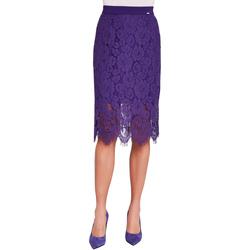 Odjeća Žene  Suknje Gaudi 921FD75003 Ljubičasta