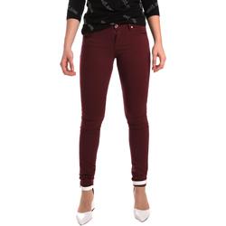 Odjeća Žene  Skinny traperice Gaudi 921BD25002 Crvena