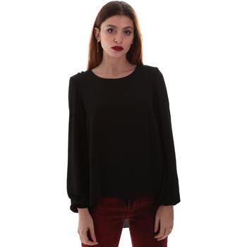 Odjeća Žene  Košulje i bluze Gaudi 921BD45023 Crno