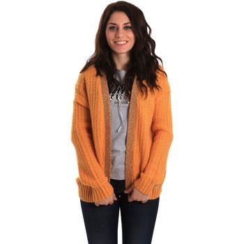 Odjeća Žene  Veste i kardigani Gaudi 921BD53041 Žuta boja