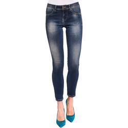 Odjeća Žene  Slim traperice Gaudi 921BD26008 Plava