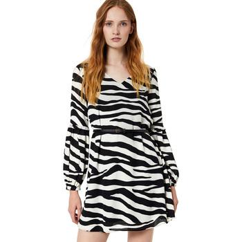 Odjeća Žene  Kratke haljine Liu Jo W69063 T5630 Crno