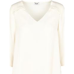 Odjeća Žene  Topovi i bluze Liu Jo W69064 T5630 Bež