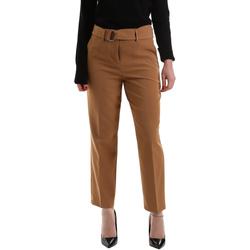Odjeća Žene  Chino hlačei hlače mrkva kroja Liu Jo W69089 T7896 Bež