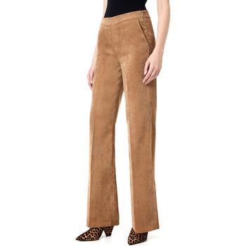 Odjeća Žene  Chino hlačei hlače mrkva kroja Liu Jo W69180 T4075 Smeđa