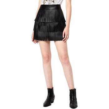 Odjeća Žene  Suknje Liu Jo F69016 E0493 Crno