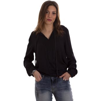 Odjeća Žene  Košulje i bluze Liu Jo F69053 T4090 Crno