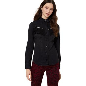 Odjeća Žene  Košulje i bluze Liu Jo U69071 D3114 Crno