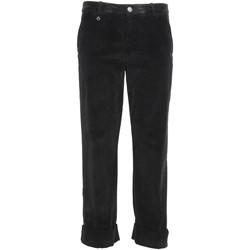 Odjeća Žene  Chino hlačei hlače mrkva kroja NeroGiardini A960730D Crno