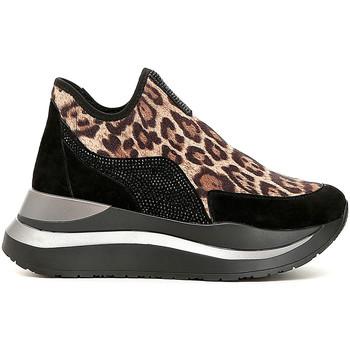 Obuća Žene  Slip-on cipele Café Noir DC975 Crno