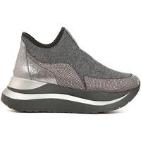 Obuća Žene  Slip-on cipele Café Noir DC985 Siva