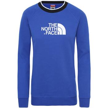 Odjeća Žene  Sportske majice The North Face NF0A3L3NCZ61 Plava