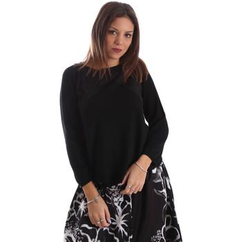 Odjeća Žene  Puloveri Fracomina FR19FP8117 Crno