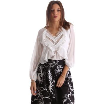 Odjeća Žene  Košulje i bluze Fracomina FR19FMFLORRIE Bijela