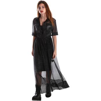 Odjeća Žene  Duge haljine Fracomina FR19FM567 Crno