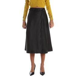 Odjeća Žene  Suknje Fracomina FR19FM501 Crno
