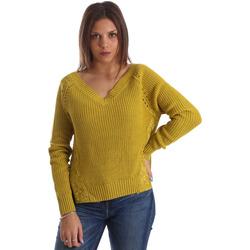 Odjeća Žene  Puloveri Fracomina FR19FM836 Žuta boja
