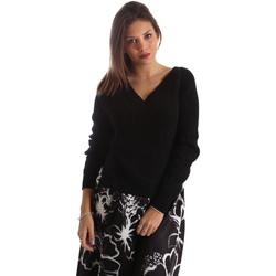 Odjeća Žene  Puloveri Fracomina FR19FM836 Crno