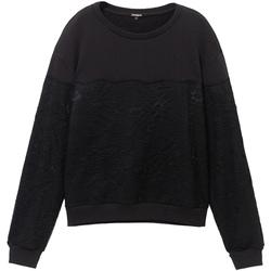 Odjeća Žene  Sportske majice Desigual 19WWSK34 Crno