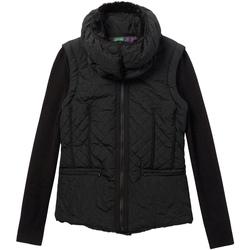 Odjeća Žene  Pernate jakne Desigual 19WWEW07 Crno
