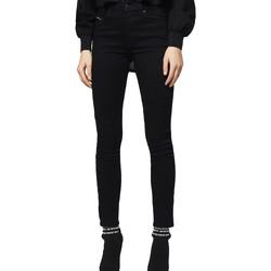 Odjeća Žene  Slim traperice Diesel 00STRN 069EF Crno