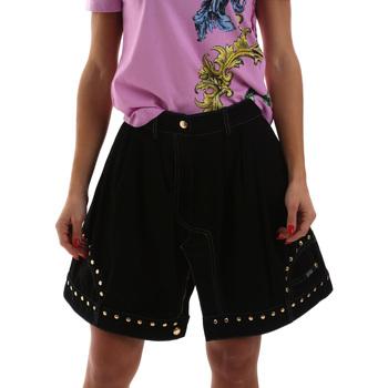 Odjeća Žene  Suknje Versace A9HUB301APD3W899 Crno