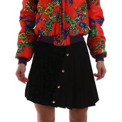 Odjeća Žene  Suknje Versace A9HUB30505487899 Crno