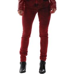 Odjeća Žene  Traperice Versace A1HUB0Y0APW48537 Crvena