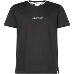 Odjeća Muškarci  Majice kratkih rukava Calvin Klein Jeans K10K104934 Crno