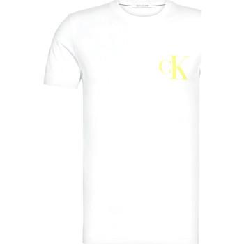 Odjeća Muškarci  Majice kratkih rukava Calvin Klein Jeans J30J315175 Bijela