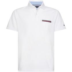 Odjeća Muškarci  Polo majice kratkih rukava Tommy Hilfiger MW0MW13156 Bijela