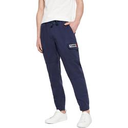 Odjeća Muškarci  Donji dio trenirke Tommy Jeans DM0DM07817 Plava