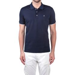 Odjeća Muškarci  Polo majice kratkih rukava Navigare NV72058 Plava
