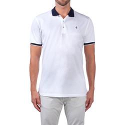 Odjeća Muškarci  Polo majice kratkih rukava Navigare NV72058 Bijela