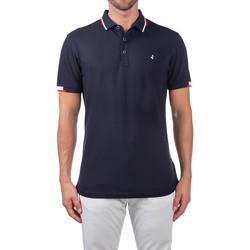 Odjeća Muškarci  Polo majice kratkih rukava Navigare NV82113 Plava
