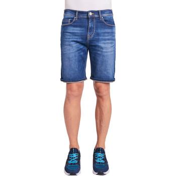 Odjeća Muškarci  Bermude i kratke hlače Gaudi 011BU26009 Plava